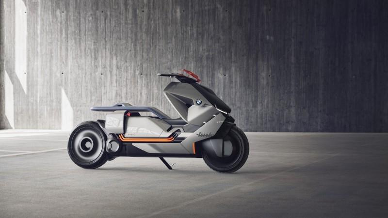 BMW Motorrad Concept Link: революция мобильности