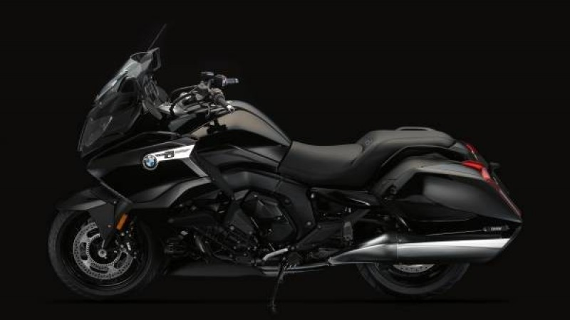 Встречайте! Новый BMW K 1600 B