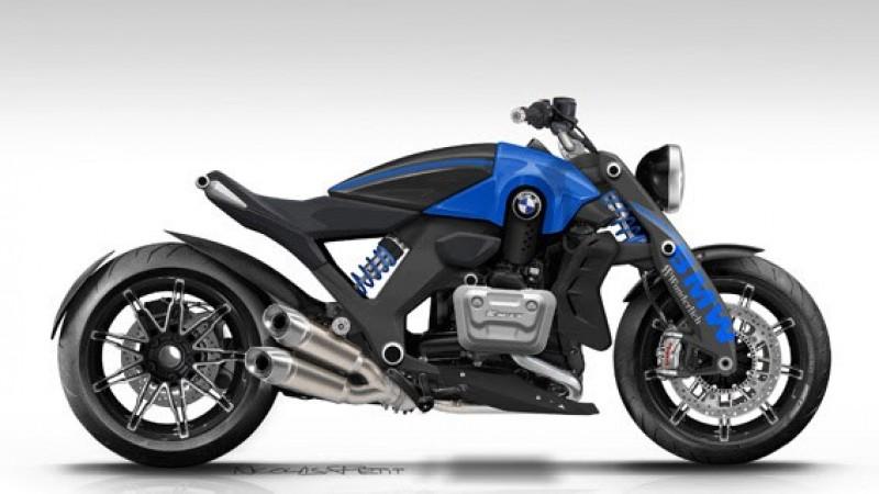 BMW R1600C: концепт-байк от Wunderlich