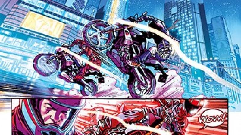 «Всадники бури» — новая вселенная в мире комиксов!